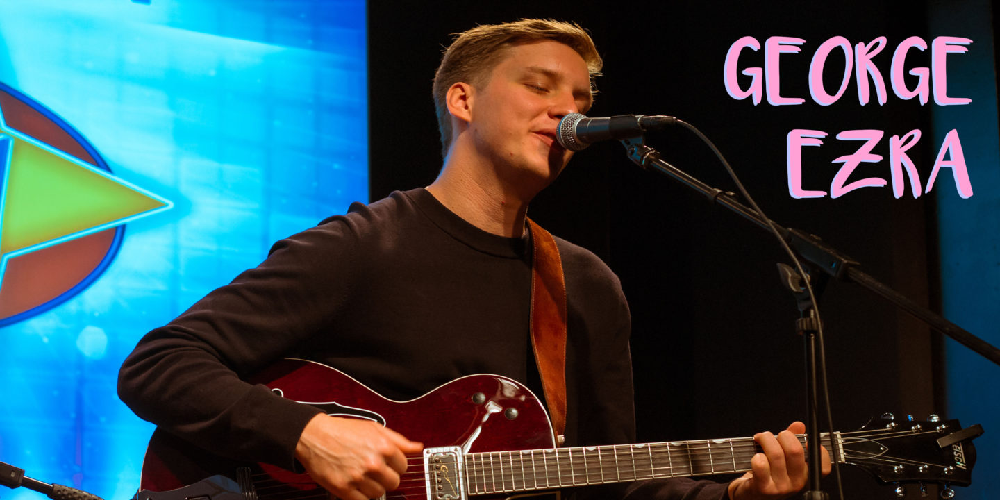 george ezra at star 94 1 - may 10  2018